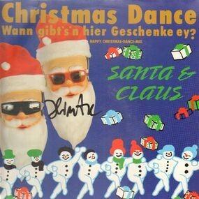 Santa & Claus - Christmas Dance (Wann Gibt's Denn Hier Geschenke Ey)
