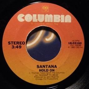 Santana - Hold On / Oxun (Oshun)