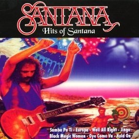 Santana - The Hits Of Santana