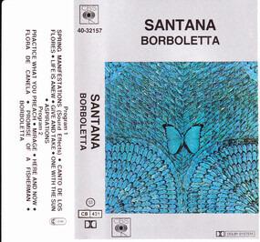 Santana - Borboletta