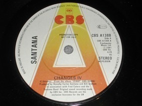 Santana - Changes IV
