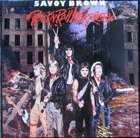 Savoy Brown - Rock 'n' Roll Warriors