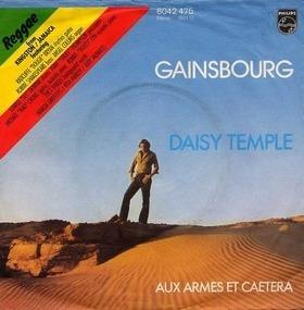 Serge Gainsbourg - Daisy Temple / Aux armes et caetera