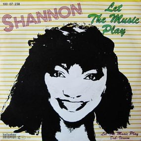Shannon - Let The Music Play/ Dub Version