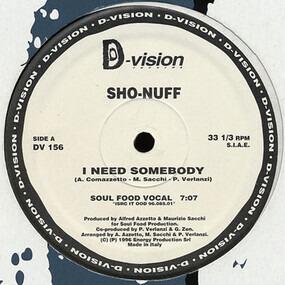 Sho-Nuff - I Need Somebody