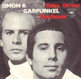 Simon & Garfunkel - The Boxer / Baby Driver
