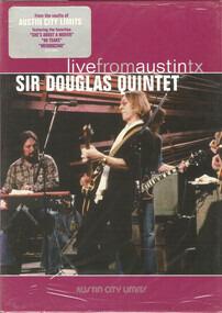 The Sir Douglas Quintet - Live From Austin TX