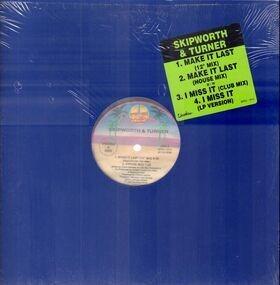Skipworth & Turner - Make It Last