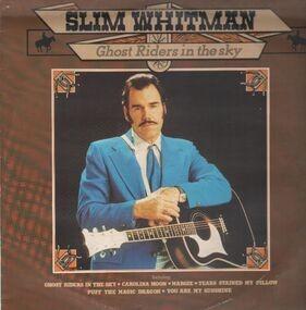 Slim Whitman - Ghost Riders in the Sky