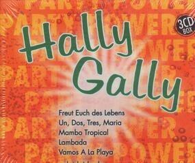 Samba Kings / Saragossa Band a.o. - Hally Gally