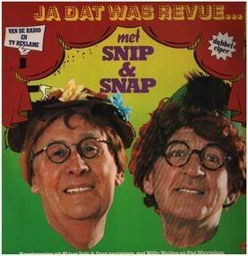 Snap! - Ja Dat Was Revue...