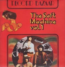 The Soft Machine - The Soft Machine Vol.1