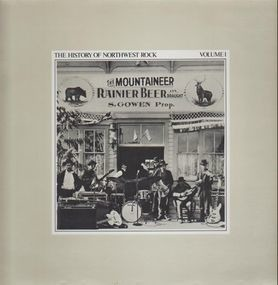 The Sonics - The History Of Northwest Rock Volume 1