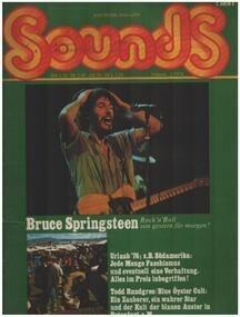 Bruce Springsteen - 2/76 - Bruce Springsteen
