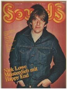 Nick Lowe - 2/80 - Nick Lowe