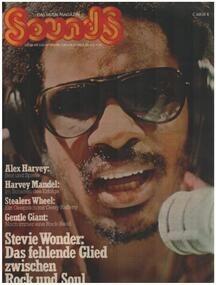 Stevie Wonder - 7/74 - Stevie Wonder