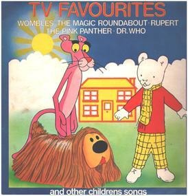Kinderlieder - TV Favourites And Other Childrens Songs