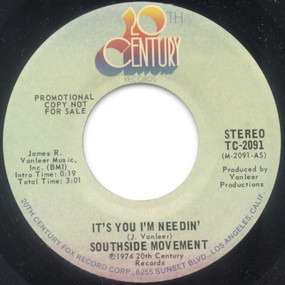 Southside Movement - It's You I'm Needin'