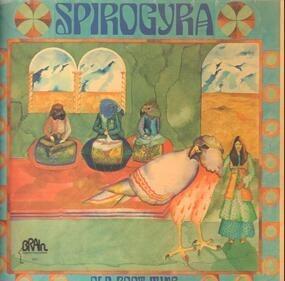 Spirogyra - Old Boot Wine