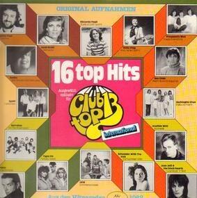 Spliff - 16 Top Hits - 1982