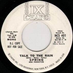 Spring - Talk To The Rain