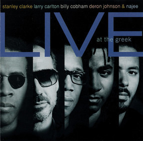 Stanley Clarke - Live at the Greek