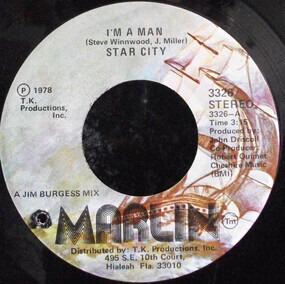 Star City - I'm A Man