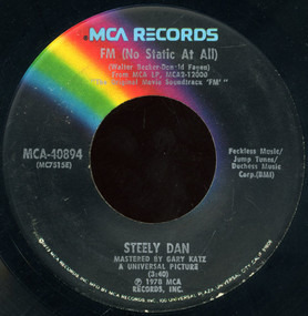Steely Dan - FM (No Static At All)