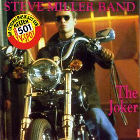 Steve Miller Band - Joker 7 Inch (7' Vinyl 45) UK Capitol 1990