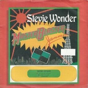 Stevie Wonder - Master Blaster
