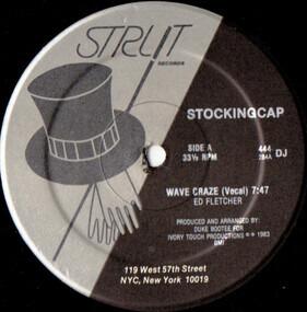 Stockingcap - Wave Craze
