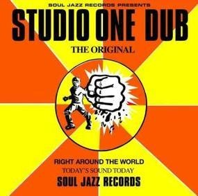 SOUL JAZZ RECORDS PRESENTS/VARIOUS - Studio One Dub -17tr-