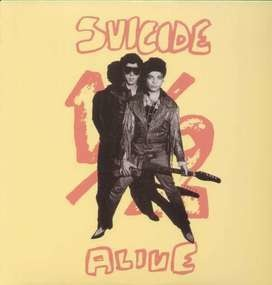 Suicide - HALF ALIVE