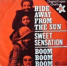 Sweet Sensation - Hide Away From The Sun / Boom Boom Boom