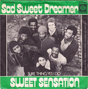 Sweet Sensation - Sad Sweet Dreamer