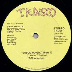 T-Connection - Disco Magic