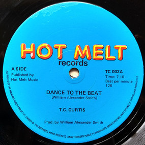 T.C. Curtis - Dance To The Beat