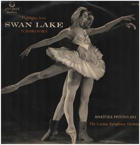 Pyotr Ilyich Tchaikovsky - Highlights From Swan Lake