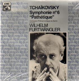 Pyotr Ilyich Tchaikovsky - La Symphonie Pathétique N° 6 En Si Mineur Op. 74