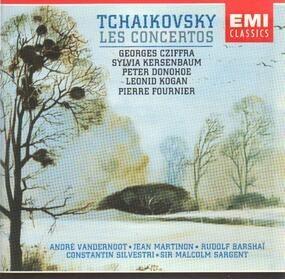 Pyotr Ilyich Tchaikovsky - Les Concertos