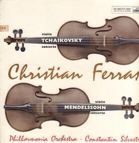 Pyotr Ilyich Tchaikovsky - Violin Concertos