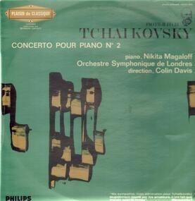 Pyotr Ilyich Tchaikovsky - Piano Concerto No. 2 In G, Op. 44