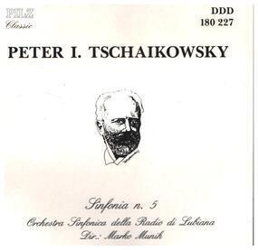 Pyotr Ilyich Tchaikovsky - Sinfonia n. 5