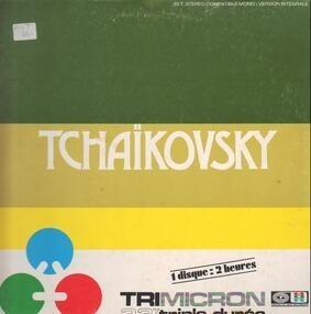 Pyotr Ilyich Tchaikovsky - Symphonie Pathetique / Serenade pour Cordes a.o.