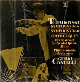 Pyotr Ilyich Tchaikovsky - Symphony No. 5 / Symphony No. 6 Pathetique