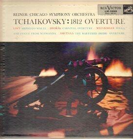 Pyotr Ilyich Tchaikovsky - 1812 Overture / Mephisto Waltz / Polka And Fugue a. o.