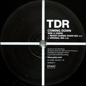 TDR - Coming Down