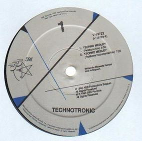 Technotronic - Techno Medley / Rockin' Over The Beat