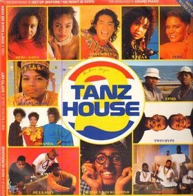 Technotronic - Tanz House 2