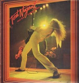Ted Nugent - Ted Nugent And The Amboy Dukes